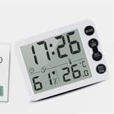 Digital Home Thermometer Hygrometer Indoor Outdoor Temperature Humidity Measurem