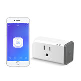 SONOFF® S31 15A Smart Plug Energy Monitoring US Version WIFI Smart Switch Upgraded Compact Design Support Google Home Alexa IFTTT