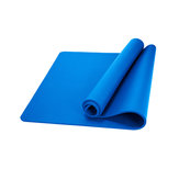 10mm Thick Non-slip Yoga Mat Pad Exercise Fitness Pilates Training Mat Gym
