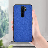 Bakeey Luxury Fabric Shockproof Protective Case for Xiaomi Redmi Note 8 Pro Non-original