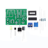 Touch Delay Light Kit Touch Induction Electronics Kit Soldering Practice Board Training Electronics DIY Production Parts