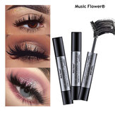Music Flower Black Dicker Doppelpinsel Mascara Electric Eye F