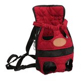 Sac à dos de voyage pour animaux de compagnie avant respirant sac de transport extérieur pour chat pour chien