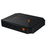 CHUWI Herobox Intel Gemini Lake N4100 8G DDR4 RAM 180G SSD Mini PC Intel UHD Graphics 600 9Gen 1.1GHz to 2.4GHz 4K TF Card Slot SATA Upgrade 2.4G/5G WiFi BT4.0 HD2.0 Type C