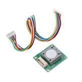 ZE08-CH2OModulededétectiondegaz module de capteur de formaldéhyde électrochimique UART / sortie analogique