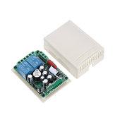 Moduł systemu bezprzewodowego zdalnego sterowania 315 MHz AC 220 V 2 kanałowy RF do inteligentnego domu