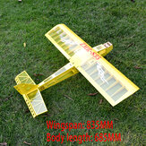 ZMR835 ZMR-835 835mm Wingsplan Balsa Wood RC Airplane KIT Only Fixed Wing Aircraft