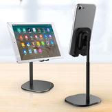 Bakeey الارتفاع قابل للتعديل سطح المكتب هاتف حامل اللوحي حامل لمدة 4.5-10.5 بوصة ذكي هاتف اللوحي