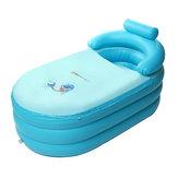 Vasca gonfiabile calda della vasca da bagno del cuscino gonfiabile caldo della vasca da bagno del PVC della piscina per adulti portatile di esplosione