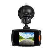 2.7 بوصة LCD Car DVR الة تصوير Full عالي الوضوح 1080P 170 Degree Dashcam فيديو Registrars for Night Vision مدمج Microphone