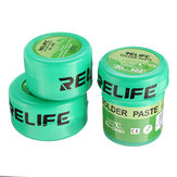 RELIFE High Quality Solder Paste Flux No-clean Soldering Paste RL-400 401 402  Solder Tin Sn63/Pb67 20-38um Soldering Iron