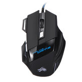 Wired RGB Mechanical Gaming Mouse 7 Keys 5500DPI LED Optical USB Mouse Mice Game Mouse For PC Computer