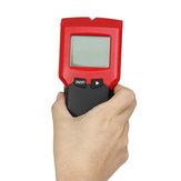 TH231 Lcd de mano digital Pantalla Escáner de centro con montantes de pared Madera Metal AC Live Alambre Detector de advertencia de cable Buscador