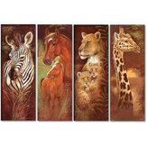 5D dieren DIY volledige boor diamant schilderij Telpatroon diamant schilderijen Tool Craft Decor