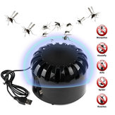 Electric Bug Zapper Fly & Mosquito Killer Insect Bug Trap Lamp with UV Light USB