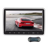 10.1Inch HD Car Headrest Monitor DVD Player Rear Seat Entertainment System Touch Button Screen with HDMI Port