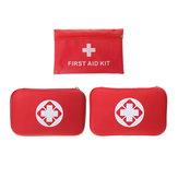Vente chaude Kit de survie d'urgence Mini Kit de premiers soins pour la famille Kit de voyage pour le sport Sac à domicile Kit de premiers secours pour voiture en plein air