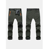 Outdoor Casual Waterproof Warm Assault Pants Thick Trousers