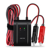 Portable Car Lighter Plug Type Jump Starter 12V No Need To Open The Engine Hood