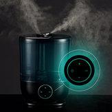 Bakeey 25W 5.8L Humidificateur à brume fraîche Humidificateur pour chambre Humidificateur à brume silencieuse Diffuseur de lumière de nuit à arrêt automatique sans eau à faible brouillard