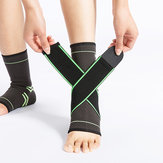 Unisex Elastic Bandage Compression Knitting Sports Protector