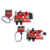 Geekcreit®NY-D01 40A / 100Aデジタルディスプレイスポット溶接モジュールの時間および電流コントローラーパネルのタイミング電流計スポット溶接機コントロールボード