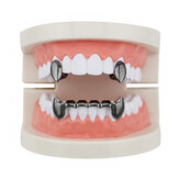 Vintage Vampire Braces Dog Grillz Teeth Jewelry
