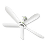 20W 90CM Electric Portable 5 Blade Hanging Mini Ceiling Fan Cooler 220V