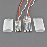 14mm / 9mm Transparente Calor Encolhível Tubo Proteger para Brushless ESC Receiver RC Drone