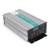 1000W DC12V to AC220V/110V Off Grid Pure Sine Wave Power Inverter LED Display