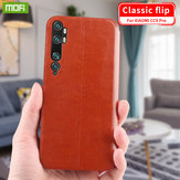 Mofi Luxury Shockproof Flip PU Leather Full Cover Protective Case for Xiaomi Mi Note 10 / Xiaomi Mi CC9 Pro Non-original