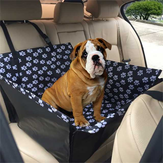 Pet impermeável Cachorro Cobertura de assento do carro Mat de assento único Protector Mat Mat Pet