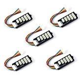 5ST JST-XH balanspoortadapterkaart voor 2-6S Lipo-batterijlader