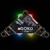 Flywoo GOKU VTX625 PIT/25mW/50mW/100mW/200mW/450mW VTX Switchable 5V 16mm/20mm/30.5mm Mounting Hole