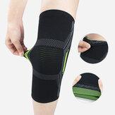 Sport Driedimensionaal gebreid ademend kniestuk