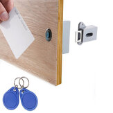 Elektronische DIY versteckte RFID Karte IC-Karte Intelligentes Sensor Schrankschloss Kleiderschrank Schuhschublade Türschloss