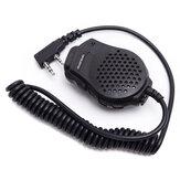 Haut-parleur Baofeng Ultra-petit Mini Microphone Portable Microphone à main Petit pour Kenwood BAOFENG UV-82 Radio Talkie Walkie