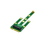 ITHOO MS2NGFF-N01 M.2 NGFF Interface SATA vers mSATA M.2 NGFF SSD Carte d'extension PCI-E 6 Gbps pour ordinateur de bureau