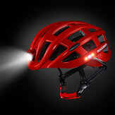 ROCKBROS Cycling Helmet Bicycle Waterproof Light For Road MTB Bike USB Charging