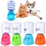 3.5L grote fles automatische huisdier drink dispenser hond kat feeder waterer kom schotel