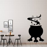 Miico FX3019 Halloween Sticker Creative Cartoon Sticker Removable Wall Stickers For Room Decoration