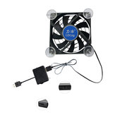Universal Mini 2 مدخل USB Seven Fan Cooling PUBG Radiator Gamepad Mobile هاتف Tablet Cooler with Suction Cup