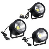 20W UV COB LED Par Light High Bright Stage Lighting Lamp Sound Show DJ Disco