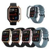 Bakeey Plating Color PC Watch Cover Watch Чехол Защитная крышка для Amazfit GTS