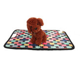 3-Mode 220V Pet Dog Cat Puppy Electric Heater Pad Tapis de lit Whelping Box étanche 60 * 45cm / 45 * 45cm