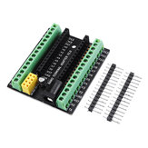 3pcs Nano V3.0 Terminal Adapter AVR ATMEGA328P with NRF2401+ Expansion Interface DC Power Board Geekcreit for Arduino - products that work with official Arduino boards