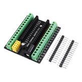 3 Stück Nano V3.0 Terminal Adapter AVR ATMEGA328P mit NRF2401+ Erweiterungsschnittstelle DC Power Board Geekcreit für Arduino - Produkte, die mit offiziellen Arduino Boards funktionieren