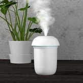 200ml USB Humidifier Mist Air Humidifier Night ضوء Skin Moist