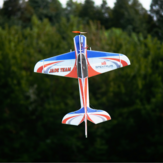 JADE TEAM Angel Wings F3P 850mm Apertura alare 8mm EPP 3D Aerobatic Trainer Aircraft RC Airplane KIT / PNP