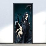 Miico MT003 Halloween-sticker Deurstickers Horror muursticker Verwijderbare stickers